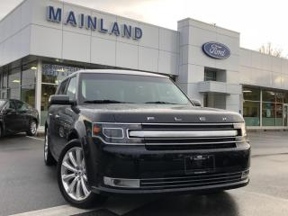 Used 2018 Ford Flex Limited EcoBoost for sale in Surrey, BC