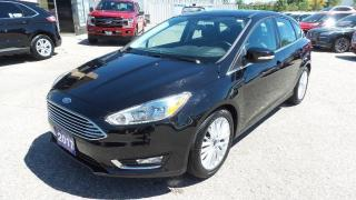 Used 2017 Ford Focus Titanium for sale in New Hamburg, ON