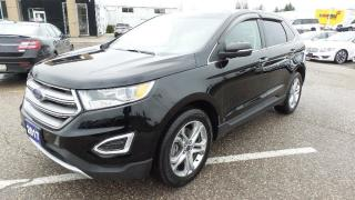 Used 2017 Ford Edge Titanium for sale in New Hamburg, ON