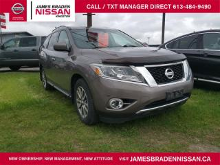 Used 2013 Nissan Pathfinder S for sale in Kingston, ON
