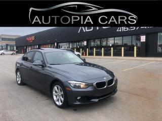 Used 2013 BMW 3 Series 4dr Sdn 328i xDrive AWD for sale in North York, ON