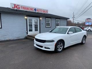 Used 2017 Dodge Charger SXT for sale in Millbrook, NS