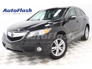 Used 2015 Acura RDX *Bluetooth *Camera *Extra Clean ! *Toit-Ouvrant for sale in St-Hubert, QC