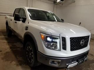 Used 2017 Nissan Titan XD PRO-4X for sale in Nipigon, ON