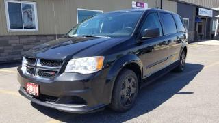 Used 2013 Dodge Grand Caravan SE-BLUETOOTH-STO-N-GO-PWR SEAT for sale in Tilbury, ON