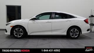 Used 2016 Honda Civic LX + VITRES TEINTÉES + BLUETOOTH ! for sale in Trois-Rivières, QC