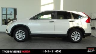Used 2015 Honda CR-V LX + 2WD + MAGS + VITRES TEINTÉES ! for sale in Trois-Rivières, QC
