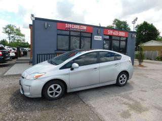 Used 2015 Toyota Prius Backup Camera   Sunroof   Navigation for sale in St. Thomas, ON