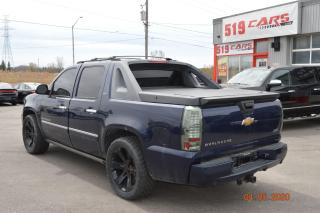 Used 2011 Chevrolet Avalanche LTZ | Leather | Sunroof | GPS for sale in St. Thomas, ON