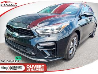 Used 2019 Kia Forte *EX*CAMÉRA*AIR*CRUISE* for sale in Québec, QC