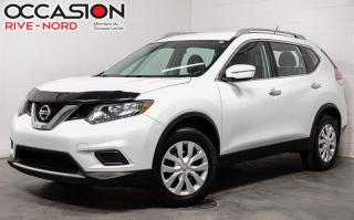 Used 2015 Nissan Rogue S AWD SIEGES.CHAUFFANTS+CAM.RECUL+BLUETOOTH for sale in Boisbriand, QC