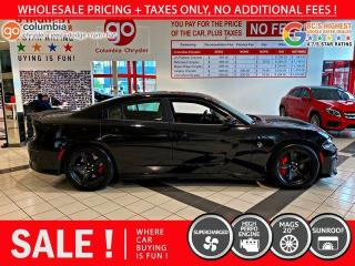 Used 2017 Dodge Charger SRT Hellcat for sale in Richmond, BC