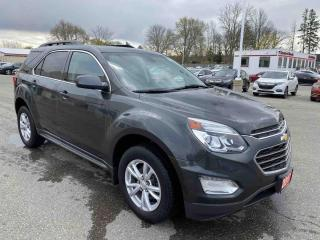 Used 2017 Chevrolet Equinox LT 4dr AWD Sport Utility Vehicle for sale in Brantford, ON