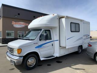 Used 2003 Ford Econoline E-350 Super Duty for sale in Stettler, AB