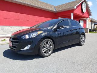 Used 2016 Hyundai Elantra GT Limited for sale in Cornwall, ON