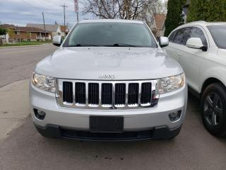 Used 2012 Jeep Grand Cherokee Laredo**Panoramic Sunroof*Leather*4X4** for sale in Hamilton, ON