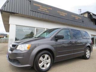 Used 2017 Dodge Grand Caravan 7 PASSENGERS,ALLOYS,BLUETOOTH for sale in Mississauga, ON