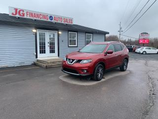 Used 2016 Nissan Rogue SL for sale in Millbrook, NS