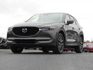 Used 2017 Mazda CX-5 GT / AWD / TOIT OUVRANT / JAMAIS ACCIDEN for sale in St-Georges, QC