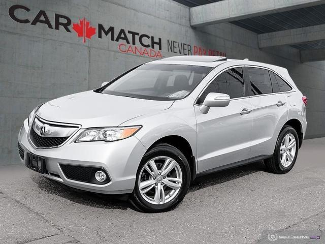 2015 Acura RDX NO ACCIDENTS / LEATHER / ROOF
