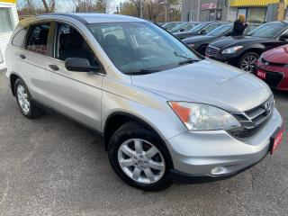 Used 2011 Honda CR-V LX/ AWD/ PWR GROUP/ ALLOYS/ TINTED & MORE! for sale in Scarborough, ON