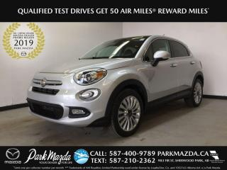 Used 2016 Fiat 500 X for sale in Sherwood Park, AB