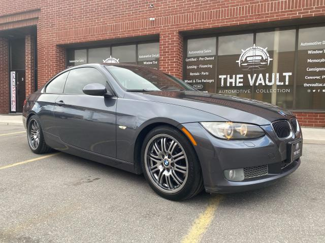 2007 BMW 3 Series 335i RWD Manual
