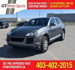 Used 2010 Porsche Cayenne for sale in Calgary, AB
