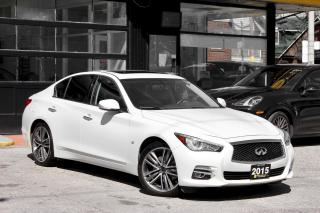 Used 2015 Infiniti Q50 for sale in Toronto, ON