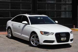 Used 2013 Audi A6 for sale in Toronto, ON