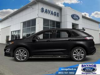 New 2018 Ford Edge SPORT for sale in Sturgeon Falls, ON