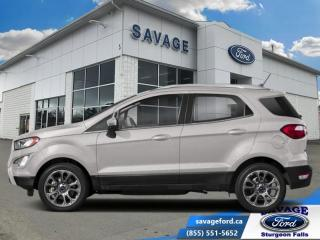 New 2020 Ford EcoSport SE for sale in Sturgeon Falls, ON