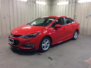 Used 2018 Chevrolet Cruze 4dr Sdn 1.4L LT RS PKG for sale in Ottawa, ON