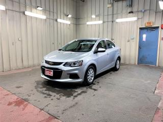 Used 2018 Chevrolet Sonic 4dr Sdn Auto LT for sale in Ottawa, ON