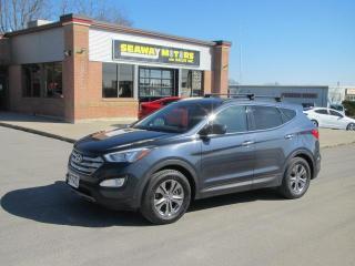 Used 2014 Hyundai Santa Fe Sport 2.0T AWD for sale in Brockville, ON