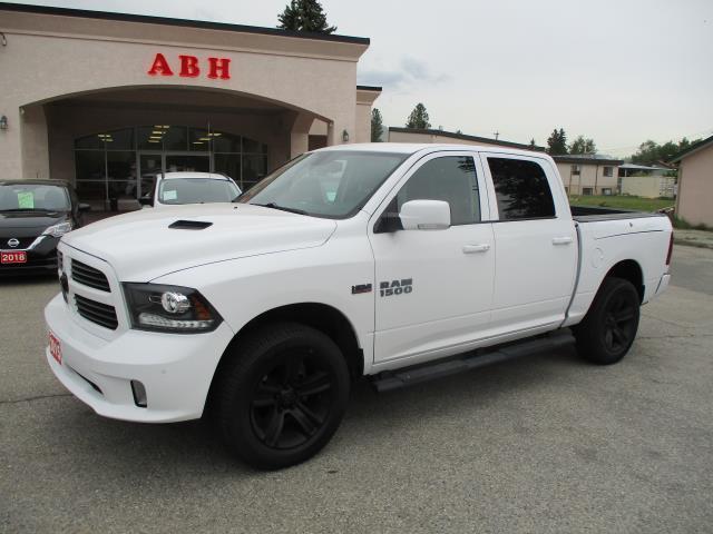 2015 RAM 1500 SPORT CREW CAB 4X4
