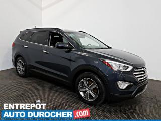 Used 2016 Hyundai Santa Fe XL XL AIR CLIMATISÉ - 7 Passagers for sale in Laval, QC
