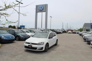 Used 2017 Volkswagen GTI 2.0L TSI Performance for sale in Whitby, ON