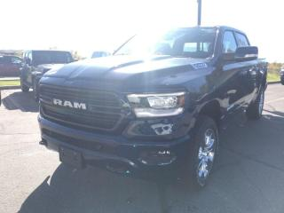 Used 2020 RAM 1500 BIG Horn Crew 4WD Company Demonstrator for sale in Sudbury, ON