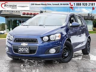 Used 2012 Chevrolet Sonic LT Sedan for sale in Cornwall, ON