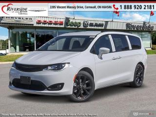 New 2020 Chrysler Pacifica Limited 35th Anniversary Edition for sale in Cornwall, ON