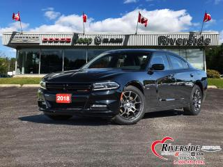 Used 2018 Dodge Charger GT AWD for sale in Cornwall, ON