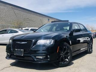 Used 2019 Chrysler 300 |300S|AWD|PANORAMIC|HEATED SEATS|NAVIGATION|REAR VIEW! for sale in Brampton, ON