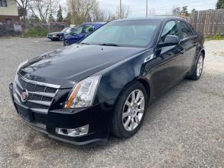 Used 2009 Cadillac CTS 4dr Sdn AWD w/1SA for sale in Halton Hills, ON