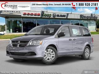 New 2019 Dodge Grand Caravan CANADA VALUE PACKAGE for sale in Cornwall, ON