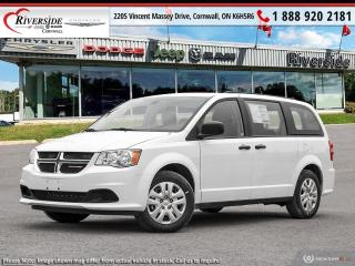 New 2020 Dodge Grand Caravan CANADA VALUE PACKAGE for sale in Cornwall, ON