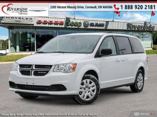 New 2020 Dodge Grand Caravan SE for sale in Cornwall, ON