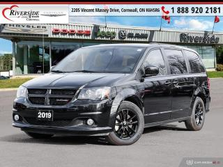 Used 2019 Dodge Grand Caravan GT for sale in Cornwall, ON