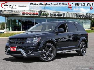 Used 2019 Dodge Journey Crossroad AWD for sale in Cornwall, ON