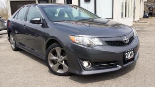 Used 2013 Toyota Camry SE - NAVIGATION! BACK-UP CAM! for sale in Kitchener, ON